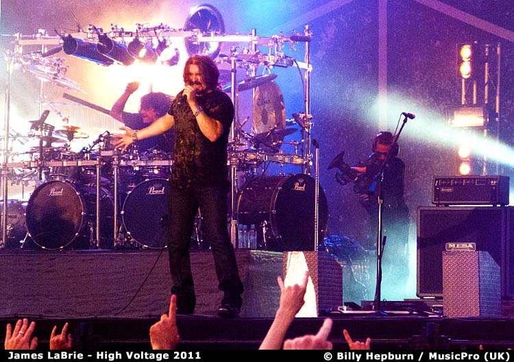 James LaBrie - Dream Theater